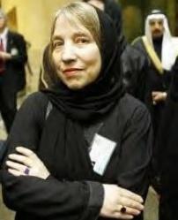 Antje Vollmer, deutsche Bundestagsabgeordnete