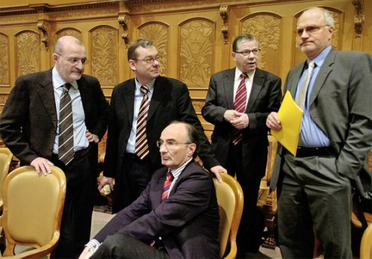 FDP eine Partei für Loser?