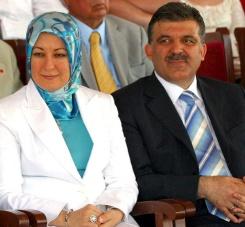 Hayrünnisa und Abdullah Gül