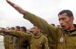 Hamas Faschisten mit Hitlergruss