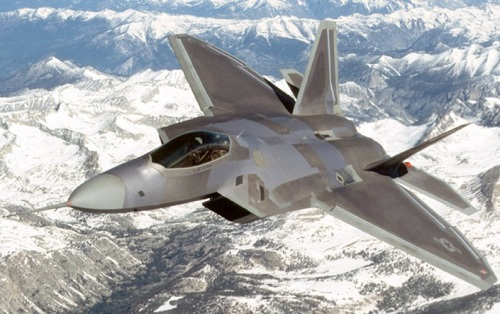 F-22 Raptor Stealthfighter
