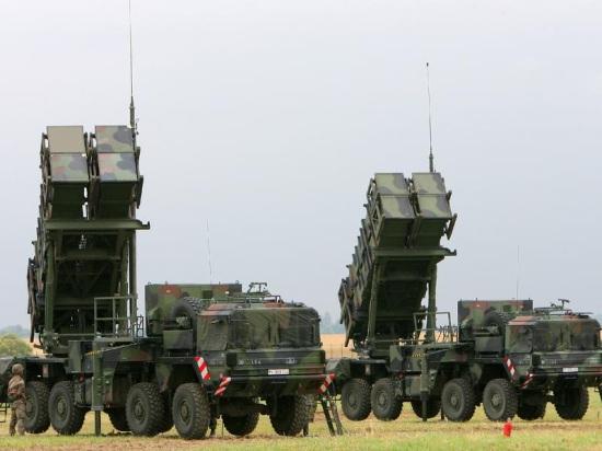 Raketen-Abwehrsystem