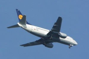 Südanflüge Lufthansa
