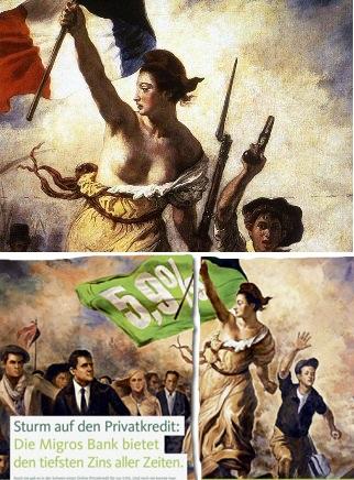 Französische Revolution bei der Migrosbank