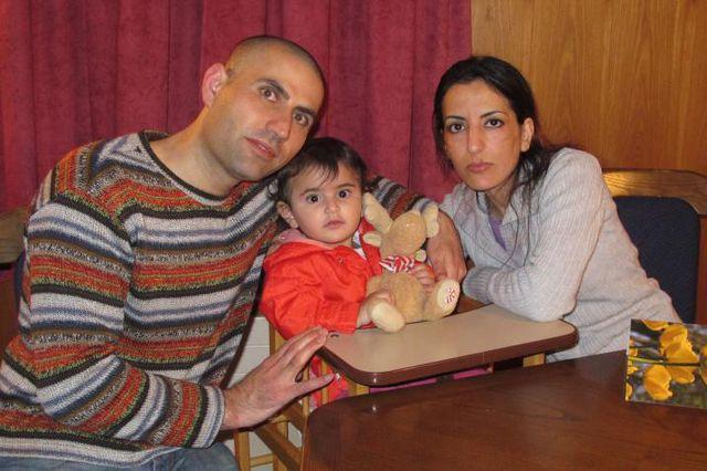 Horiya und Faruq Hassu