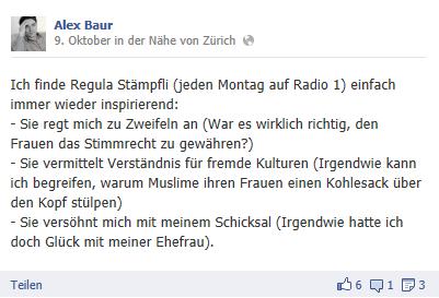 Alex Baur