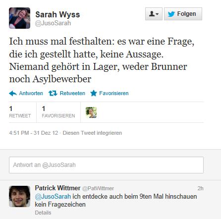 SarahWyssRechtfertigung