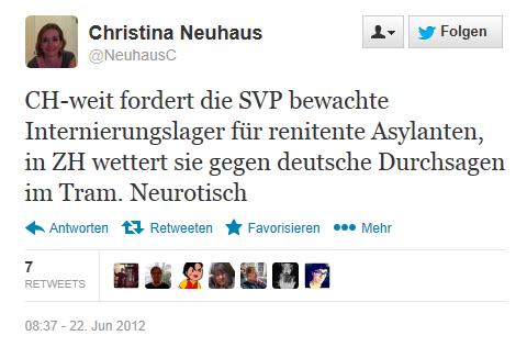 Christina-Neuhaus