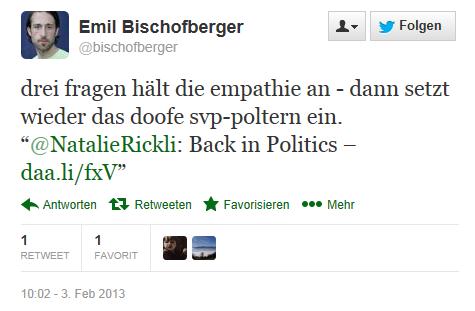 Emil-Bischofberger