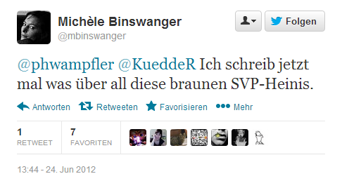 Michele Binswanger