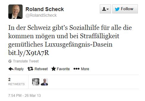 Roland Scheck