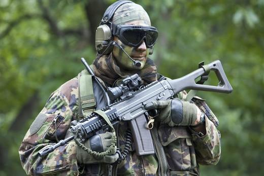 Schweizer-Armee