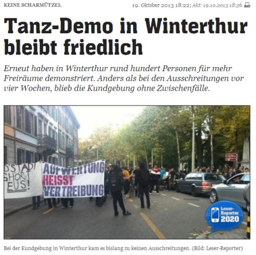 Demo_Winterthur