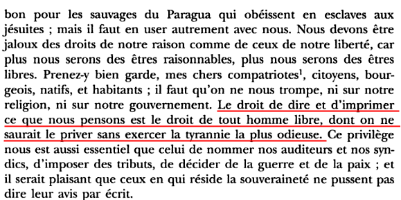 Voltaire - Question sur les Miracles.