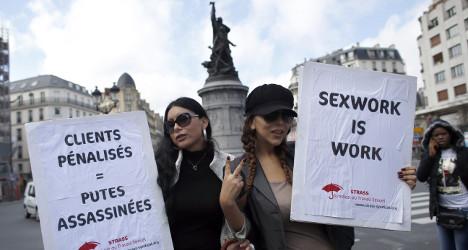 Prostitutionsgesetz