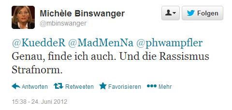 Michele-Binswanger-Rassismusstrafnorm