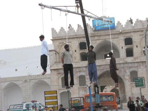 Opfer der Scharia