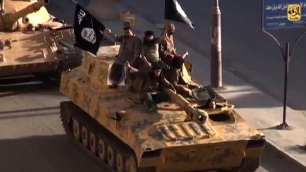 Moderne Gotteskrieger im Kampf gegen Ungläubige. Die Tschihadisten des islamischen Staats auf dem Vormarsch.