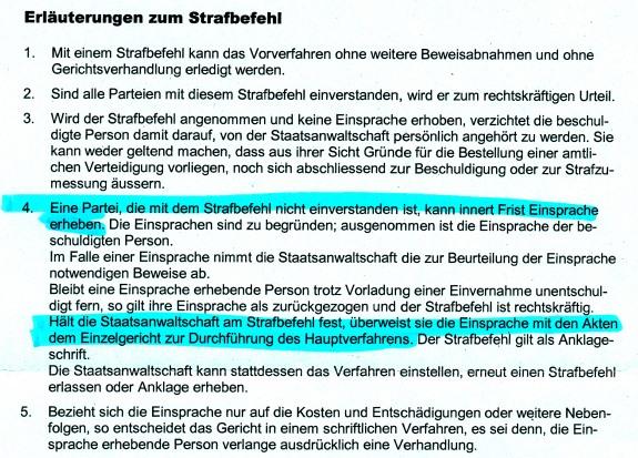 Ich frage mich inwieweit diese Erläuterungen RIKLIN und DAPHINOFF gerecht werden. Ich wurde von der Staatsanwaltschaft Zürich-Limmat nach Strich und Faden verarscht.