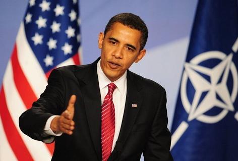 Obama gibt in der NATO den Tarif durch.