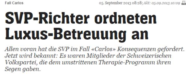 Weiss die Zürcher SVP-Parteispitze eigentlich, was ihre Amtsträger tun?