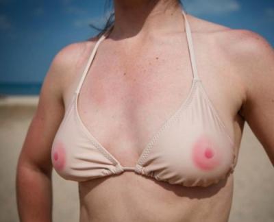 Dieses Bikini-Oberteil zeigt, wie absurd das Verbot ist, seine Brüste zu zeigen.