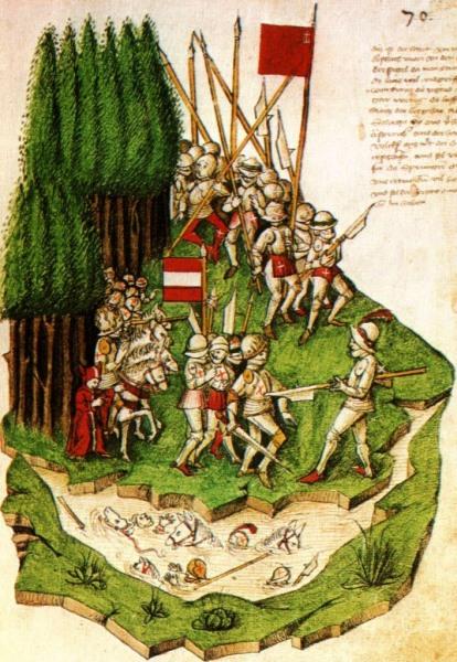 Schlacht-am-Morgarten