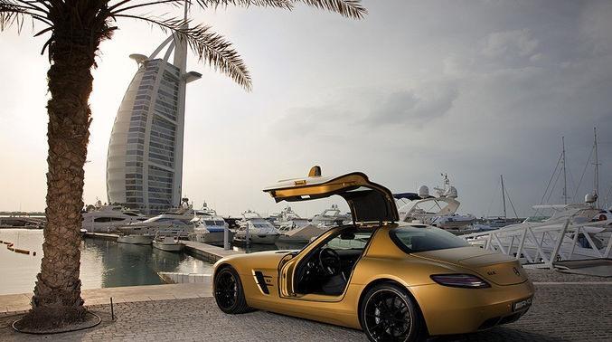 So leben die reichen Muslime in den Golfstaaten