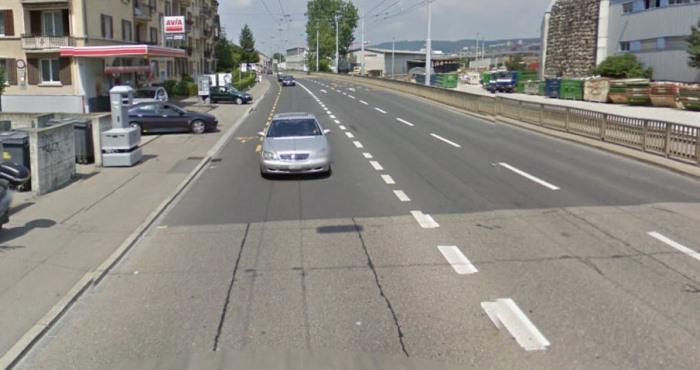 In der Schweiz keine Seltenheit: Radarkontrollen an übersichtlichen Strassenabschnitten