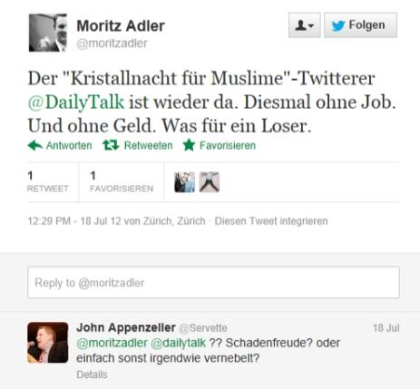 Moritz Adler von Google
