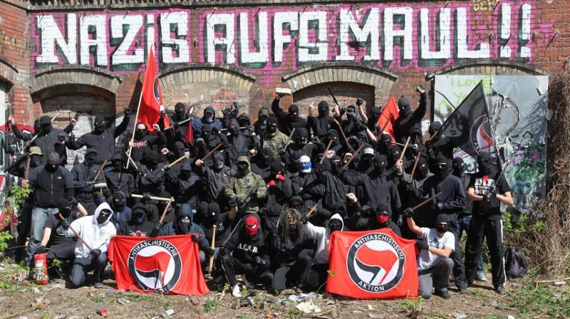 Linksextreme Gewaltverbrecher und Kriminelle